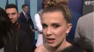 Was 'Stranger Things' Star Millie Bobby Brown The First Choice For 'Godzilla: King Of The Monsters'? [Video]
