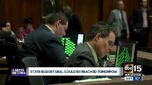 State budget deal could be reached Monday [Video]