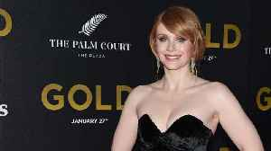 Bryce Dallas Howard Talks About Difficult Moments On 'Rocketman' [Video]