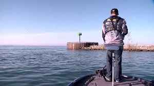 A love for competitive bass fishing [Video]