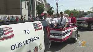 News video: Vets Honored At College Point Memorial Day Parade