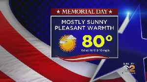 New York Weather: Looks Like A Beautiful Memorial Day [Video]