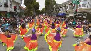 Thousands Celebrate San Francisco's Diversity At Annual Carnaval SF Parade [Video]