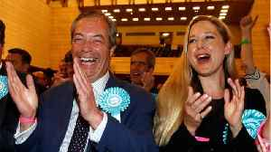 UK Polarised As Brexit Party Storms EU Vote Win
