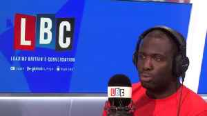 Femi Oluwole Takes On Brexit Party MEP Over No-Deal Brexit [Video]