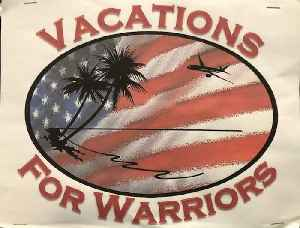 Vacations for Warriors helps injured soldiers experience stress free, rejuvenating family time [Video]