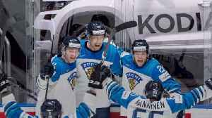 Finland Takes Gold At Exciting World Hockey Championship [Video]