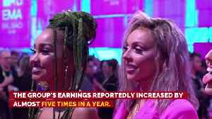 Little Mix's earnings rose by almost five times [Video]