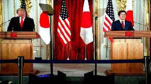 Trump backs Japan's efforts for talks with Iran amid standoff