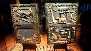 Benin reclaims colonial-era artifacts from France [Video]