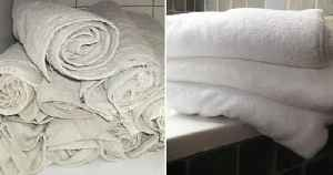 This Simple Tip Will Get Your Towels Super Soft And Fluffy Again [Video]