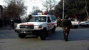 Afghan lives under threat as ambulance services overstretched [Video]