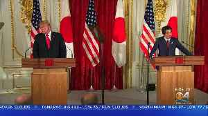 President Trump Spends Memorial Day In Tokyo On Day 3 of 4 Day Visit To Japan [Video]