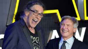 Harrison Ford misses Peter Mayhew [Video]