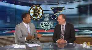 Sports Final: Previewing Bruins-Blues Stanley Cup Final Game 1 [Video]