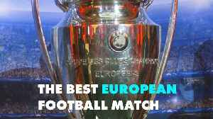5 Facts you need to know about the Champions League Final [Video]