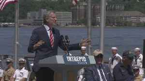 Web Extra: Memorial Day At The Intrepid, Part 1 [Video]