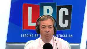 Nigel Farage Tells LBC What He Learned From The EU Election Results [Video]