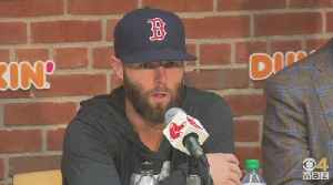 Dustin Pedroia Taking Some Time Away From Baseball To Reflect On His Future [Video]