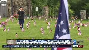 Fallen MD service members honored in Memorial Day ceremony [Video]