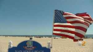 Amazing Weather Greets Beach Goers On Memorial Day [Video]
