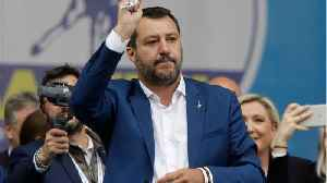 Polling Shows Italy's Far-Right Matteo Salvini Is A Small Town Phenomenon [Video]