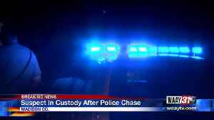 Police Chase Starts in Limestone Co. Ends in Madison Co. [Video]