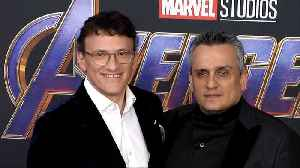 Russo Brothers 'Avengers: Endgame' World Premiere Purple Carpet [Video]