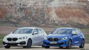 The all-new BMW 1 Series [Video]