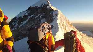 Deaths near Everest's summit blamed on commercialisation of expeditions [Video]