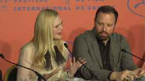 Elle Fanning 'learned so much' about movies as Cannes juror [Video]