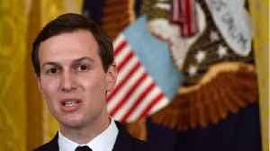 White House Aide Kushner To Travel To Middle East [Video]