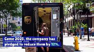 UPS Purchases Giant Amount of Renewable Gas for Its Fleet [Video]