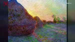A Monet Haystack Painting Just Sold for an Unbelievable Amount of Money [Video]