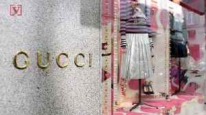 Gucci Slammed for Selling $790 Turban [Video]