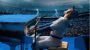 The Elton John biopic 'Rocketman' is a worthy celebration of his music and a look at his troubled past [Video]