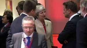 May meets EU leaders first time since announcing resignation [Video]