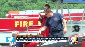 Body of woman who fell off boat recovered from Ohio River [Video]