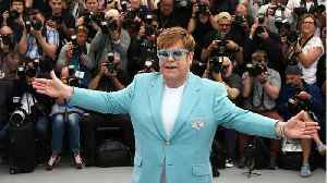 Elton Refused To 'Tone Down The Sex And Drugs' In Biopic [Video]