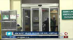 Patient safety ratings released for Southwest Florida hospitals [Video]