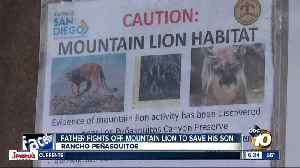 Trail remains closed after possible mountain lion attacks boy [Video]