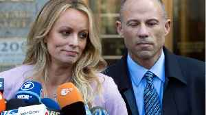 Avenatti pleads not guilty in Stormy Daniels case [Video]