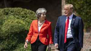 May's Exit Leaves UK At A Crossroads On Brexit And Trump [Video]