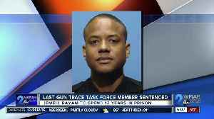 Final Gun Trace Task Force officer sentenced to 12 years [Video]