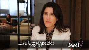 IAS CEO Utzschneider Aims At Differentiation, OTT & Platform Support [Video]