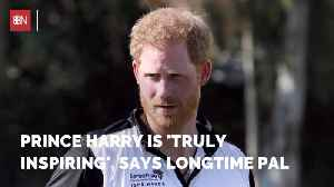 Prince Harry Has Some Good Friends [Video]