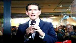 Sebastian Kurz: No-confidence vote removes Austria's chancellor [Video]