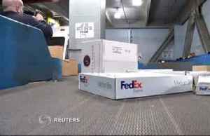 Huawei accuses FedEx of diverting packages [Video]