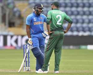 News video: ICC World Cup 2019: India face Bangladesh in the 2nd warm-up match