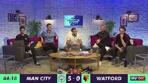 Man City 6-0 Watford | City Complete Domestic Treble With FA Cup Win | #TheFootballSocial [Video]